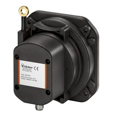 Kubler Encoder  D8.D125.1000.RC11.1200 CANOpen 9 → 30 V dc