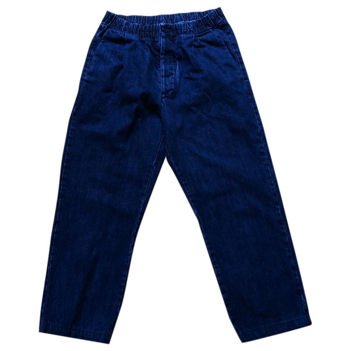 Sunnei \N Blue Denim - Jeans Trousers for Men M International