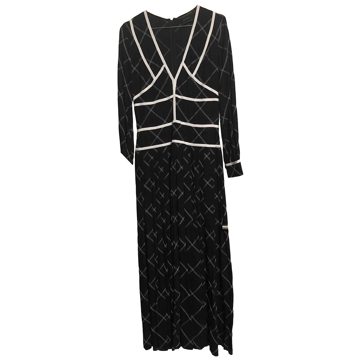 Maxi vestido Longchamp