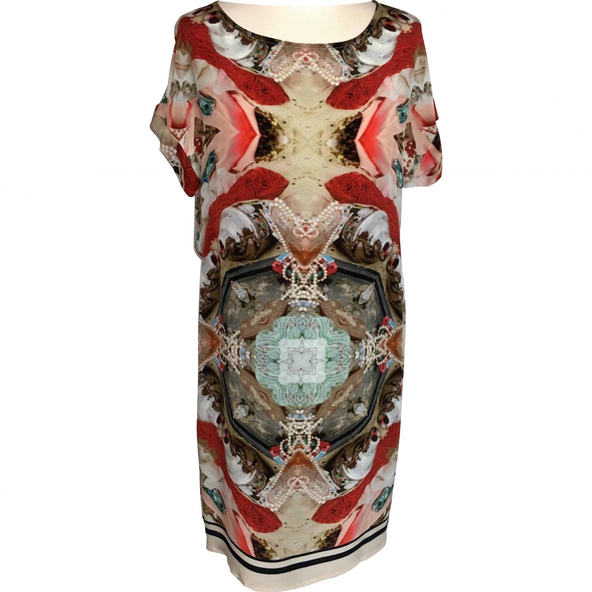 Michalsky - Robe   pour femme en soie - multicolore