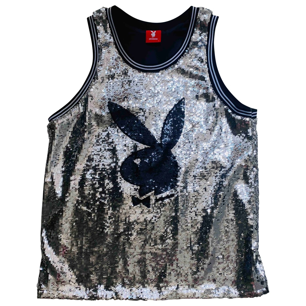 Joyrich - Tee shirts   pour homme - argente