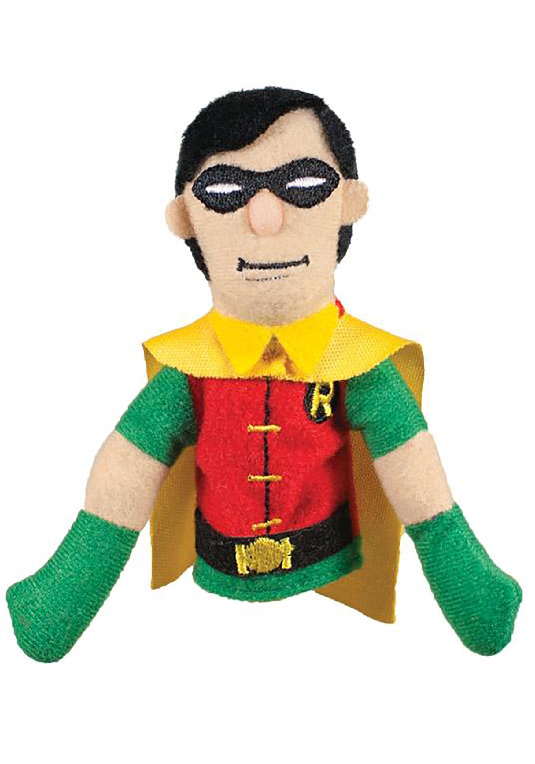 Robin Finger Puppet and Refrigerator Magnet
