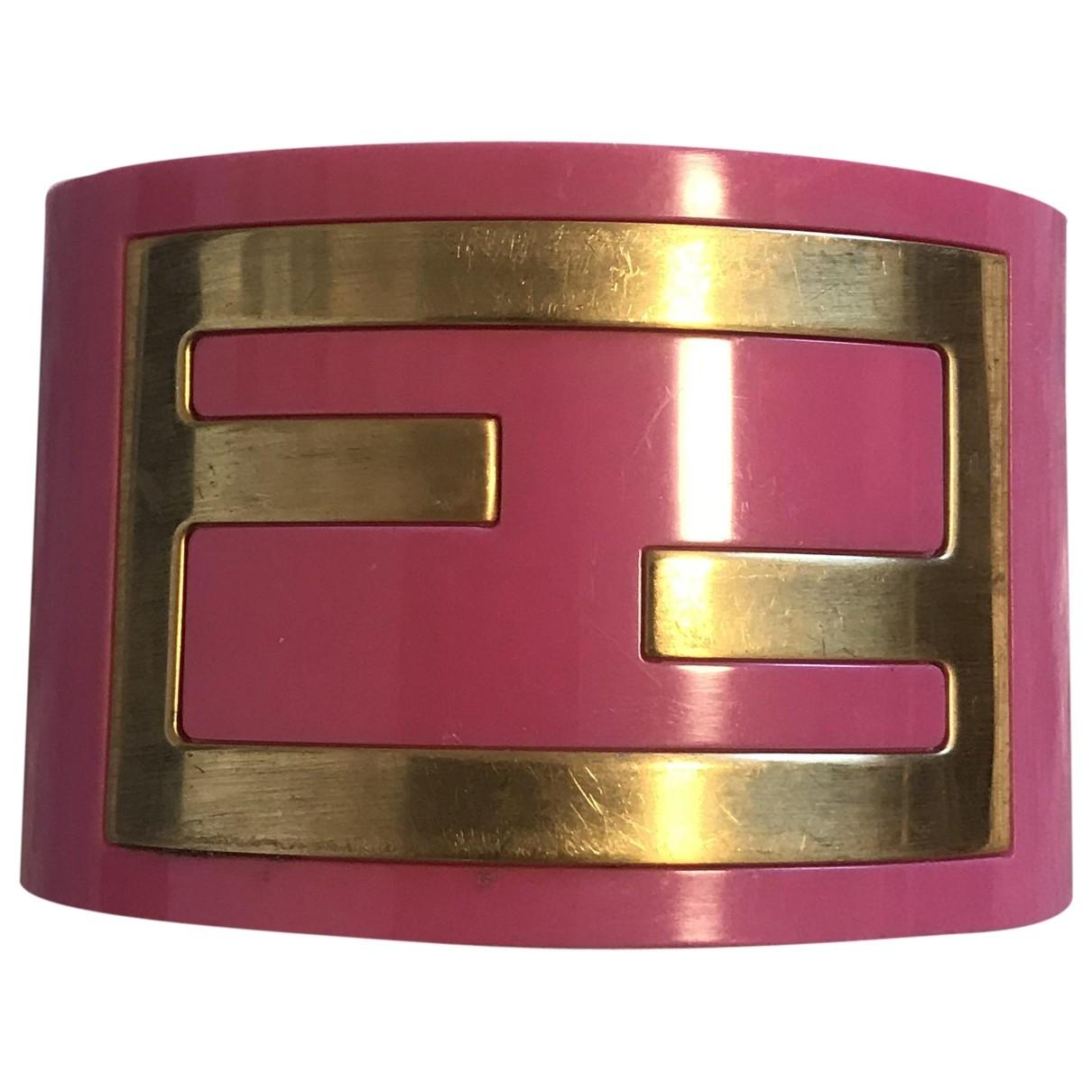 Fendi - Bracelet   pour femme - rose