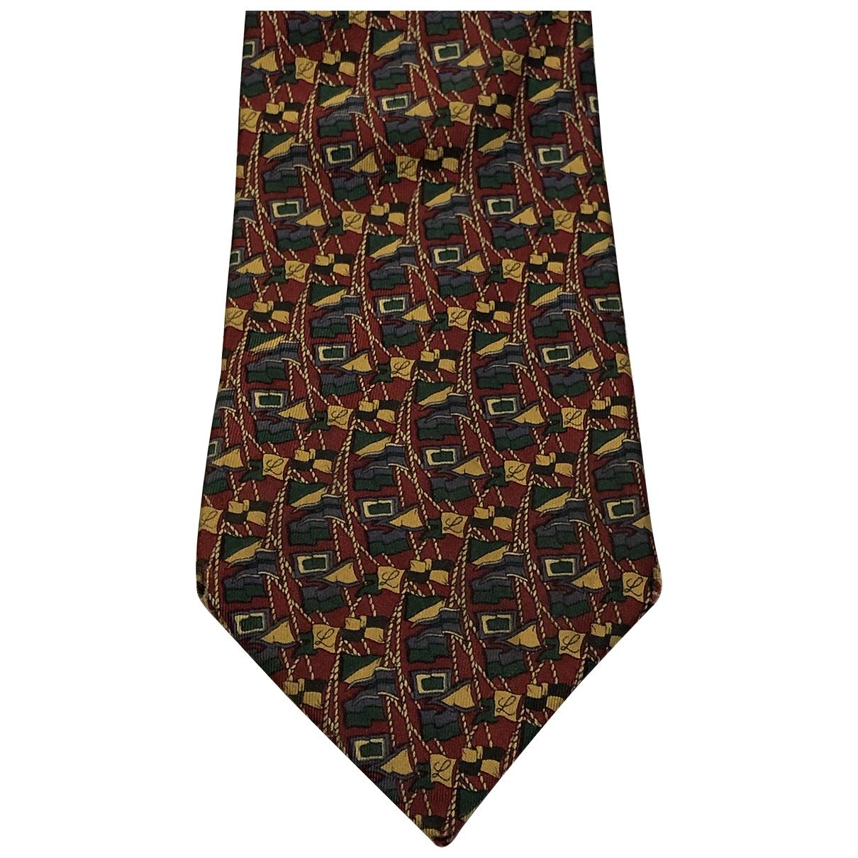 Corbata de Seda Loewe