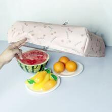 1 Stueck Faltbare zufaellige Lebensmittel Abdeckung