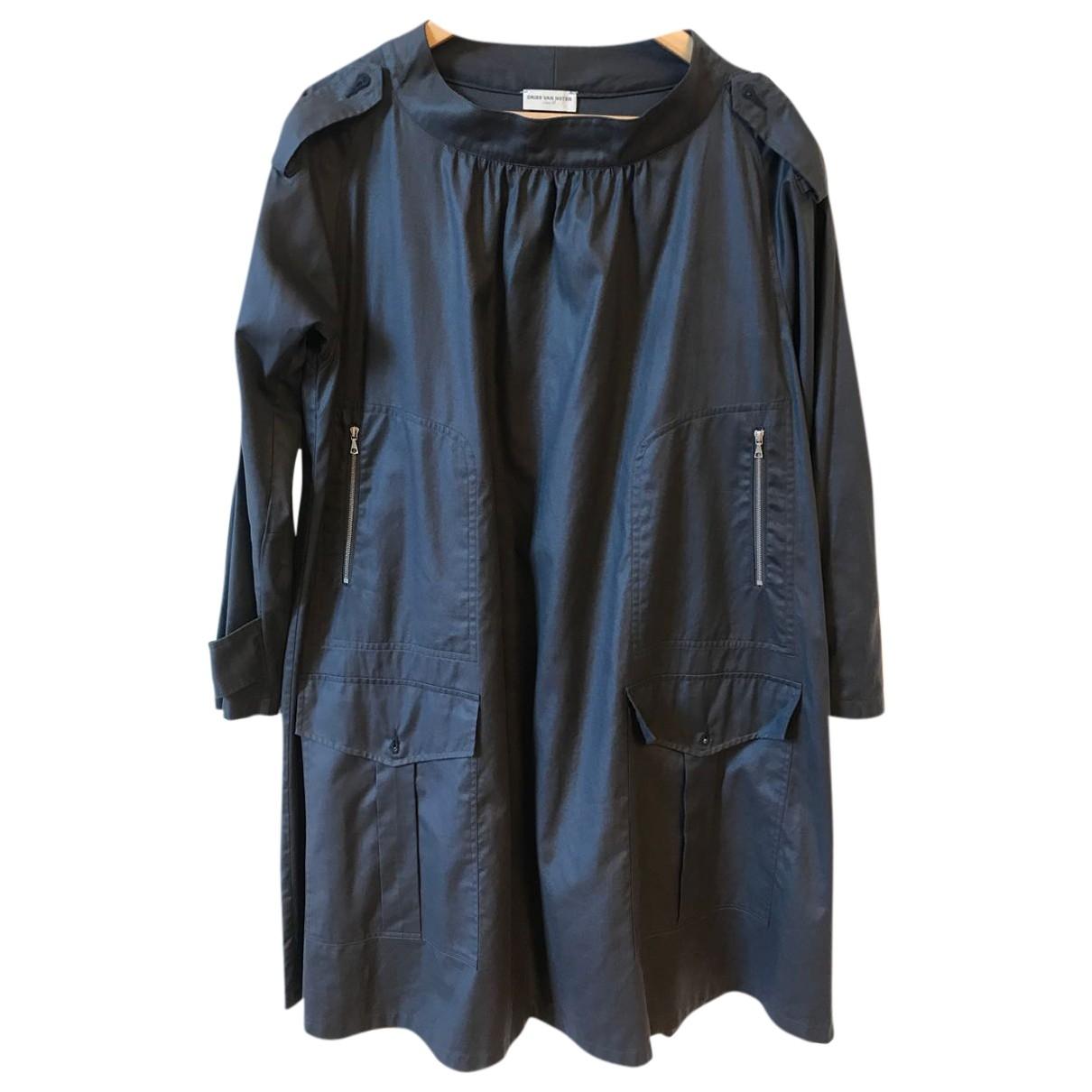 Mini vestido Dries Van Noten