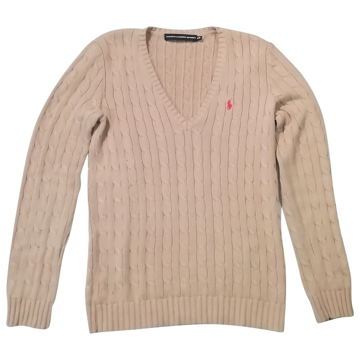 Ralph Lauren \N Beige Cotton Knitwear & Sweatshirts for Men M International