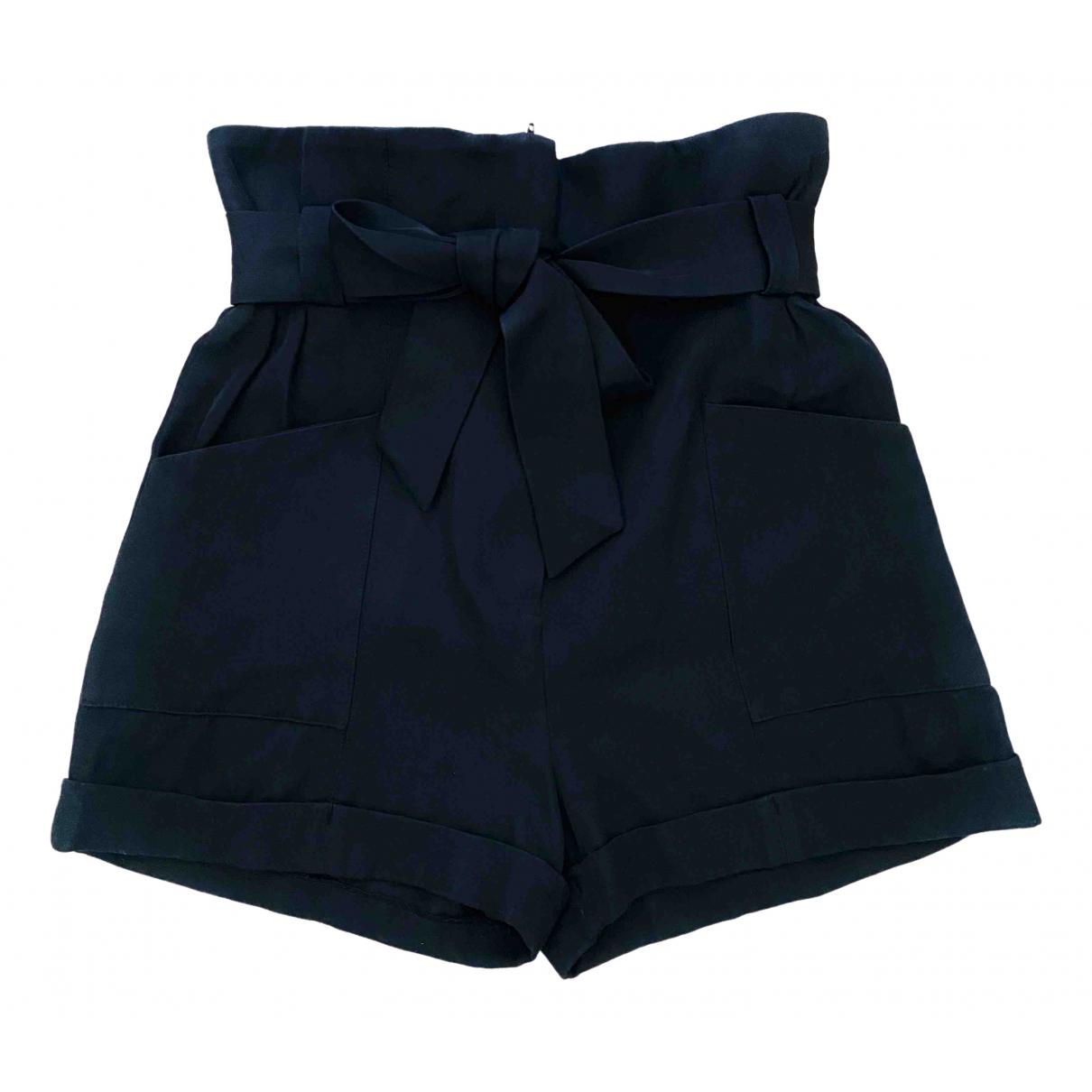 Iro \N Black Shorts for Women 34 FR