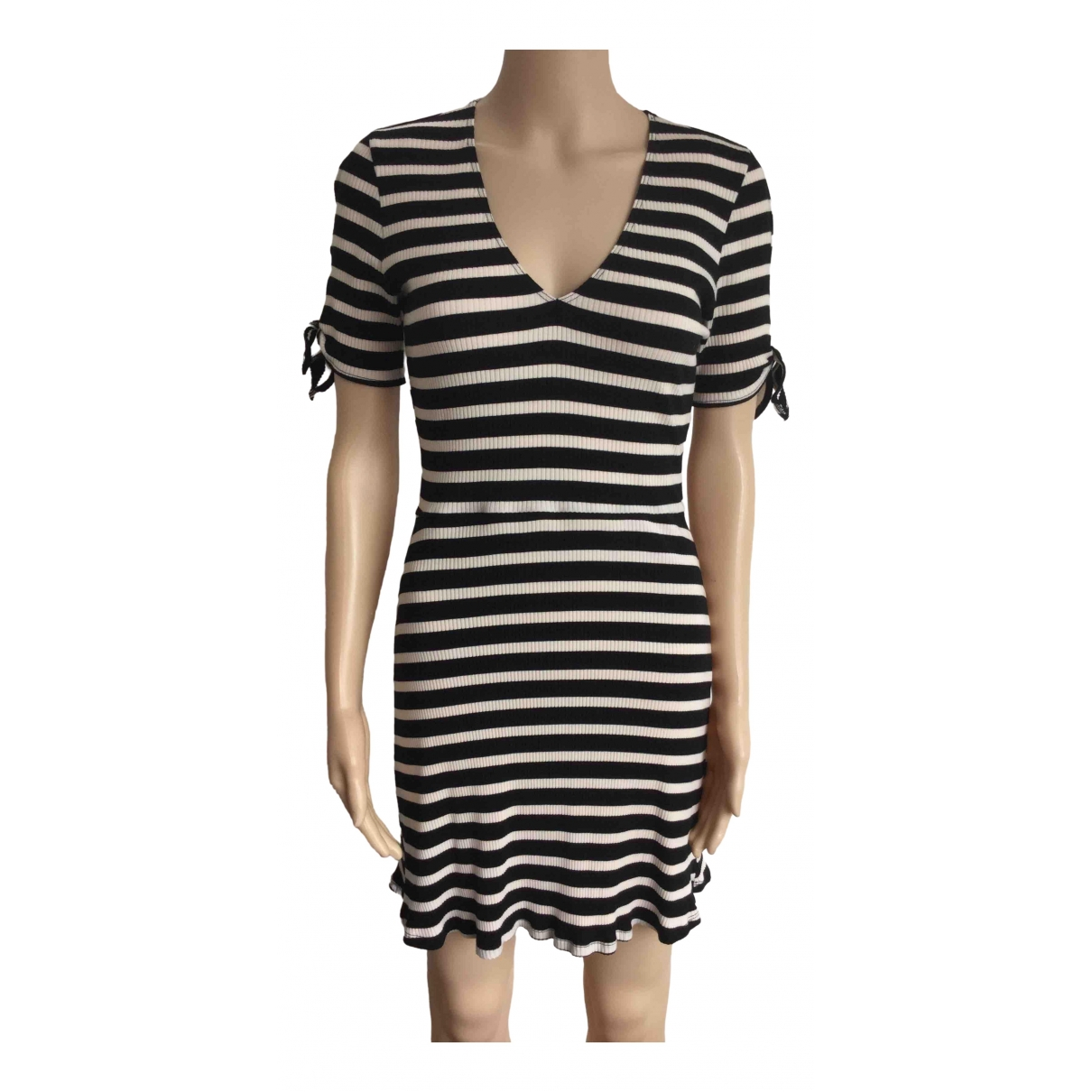 Reformation \N Black dress for Women L International