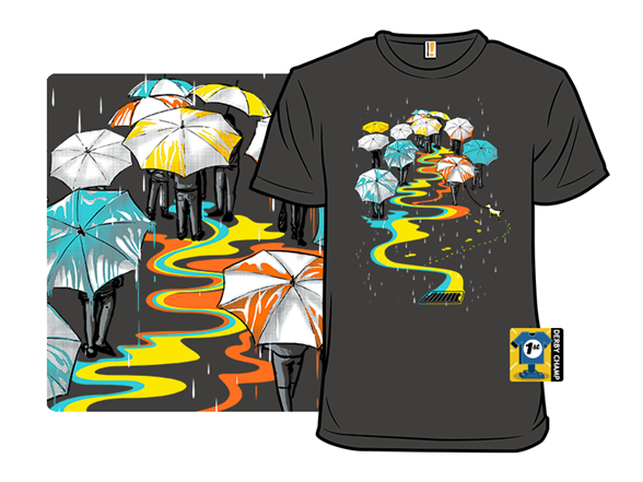 The Umbrellas T Shirt