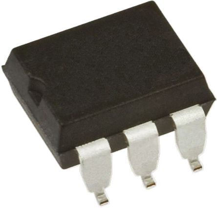 ON Semiconductor , MOC3082SVM AC Input Phototriac Output Optocoupler, Surface Mount, 6-Pin MDIP (5)