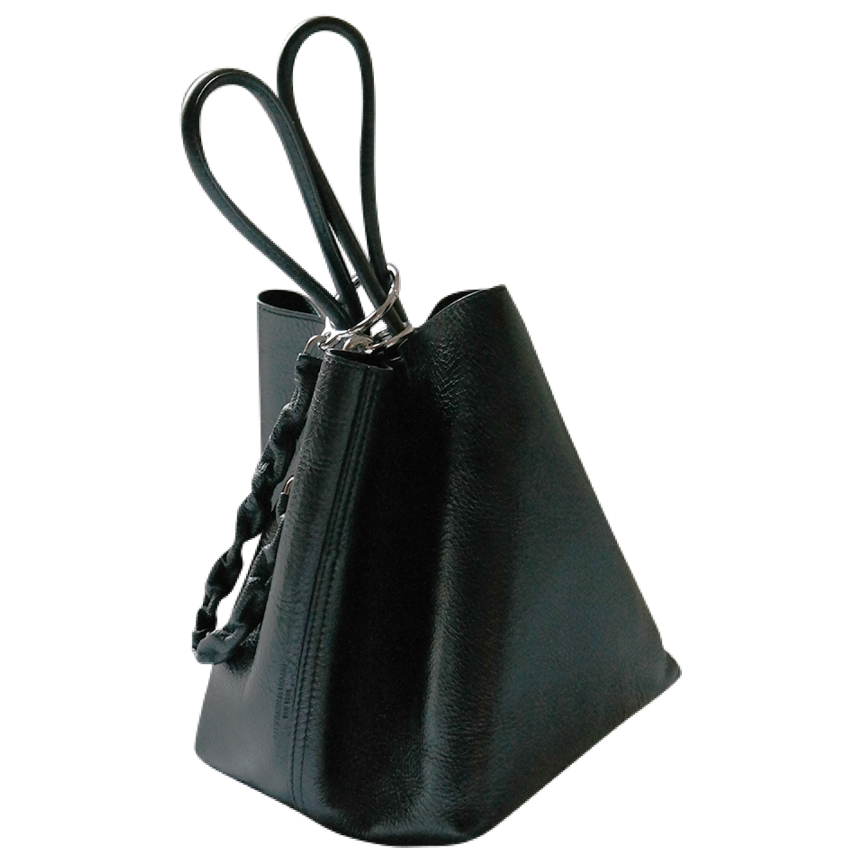 Alexander Wang Roxy Handtasche in  Schwarz Leder