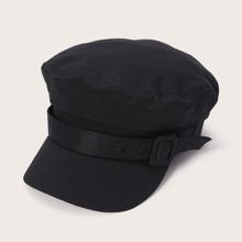 Plain Baker Boy Cap