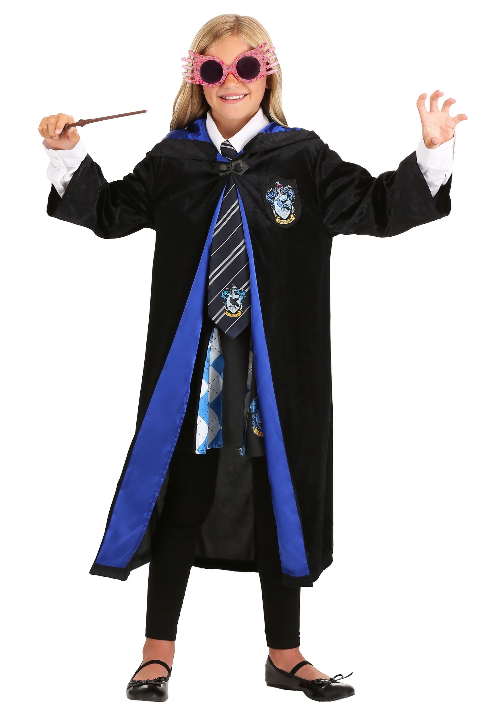 Harry Potter Deluxe Ravenclaw Robe for Kids