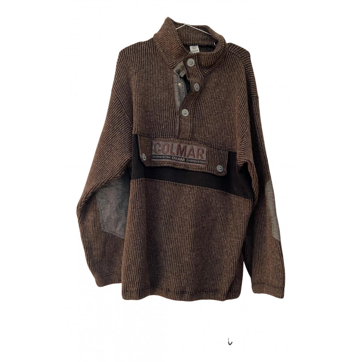Colmar \N Pullover.Westen.Sweatshirts  in  Bunt Wolle