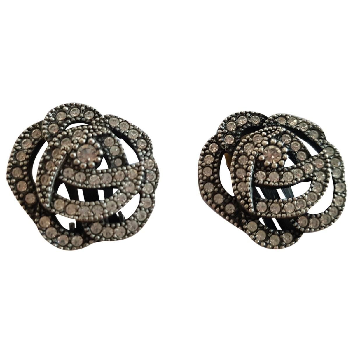 Dior \N Silver Silver Earrings for Women \N