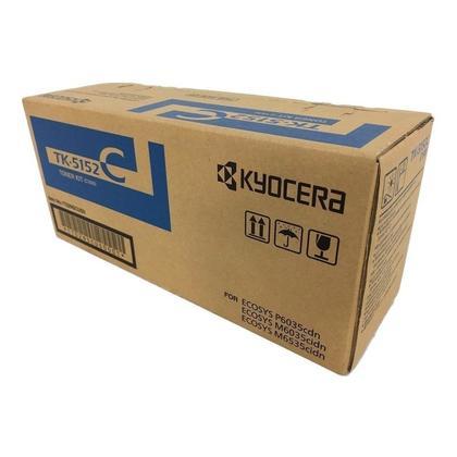Kyocera Mita TK-5152C 1T02NSCUS0 cartouche de toner original cyan