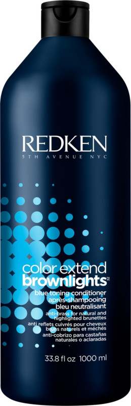 Color Extend Brownlights Blue Toning Conditioner - 33.8oz