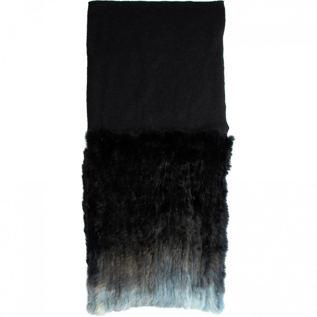 Dolce & Gabbana \N Schal in  Schwarz Wolle