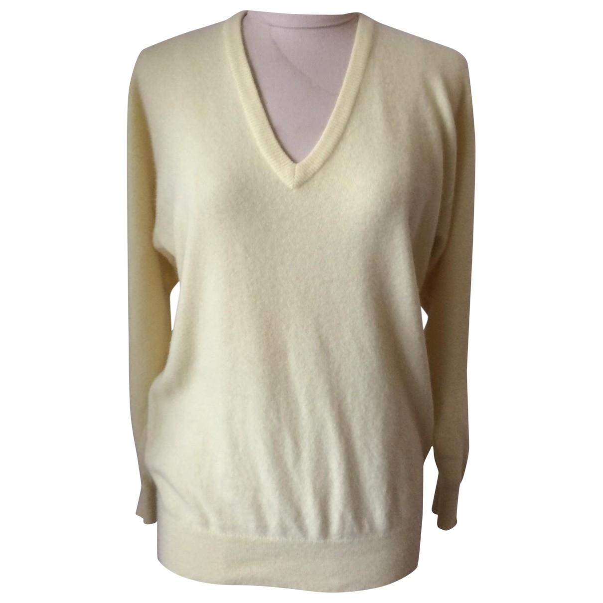 Barrie \N Yellow Cashmere Knitwear for Women L International