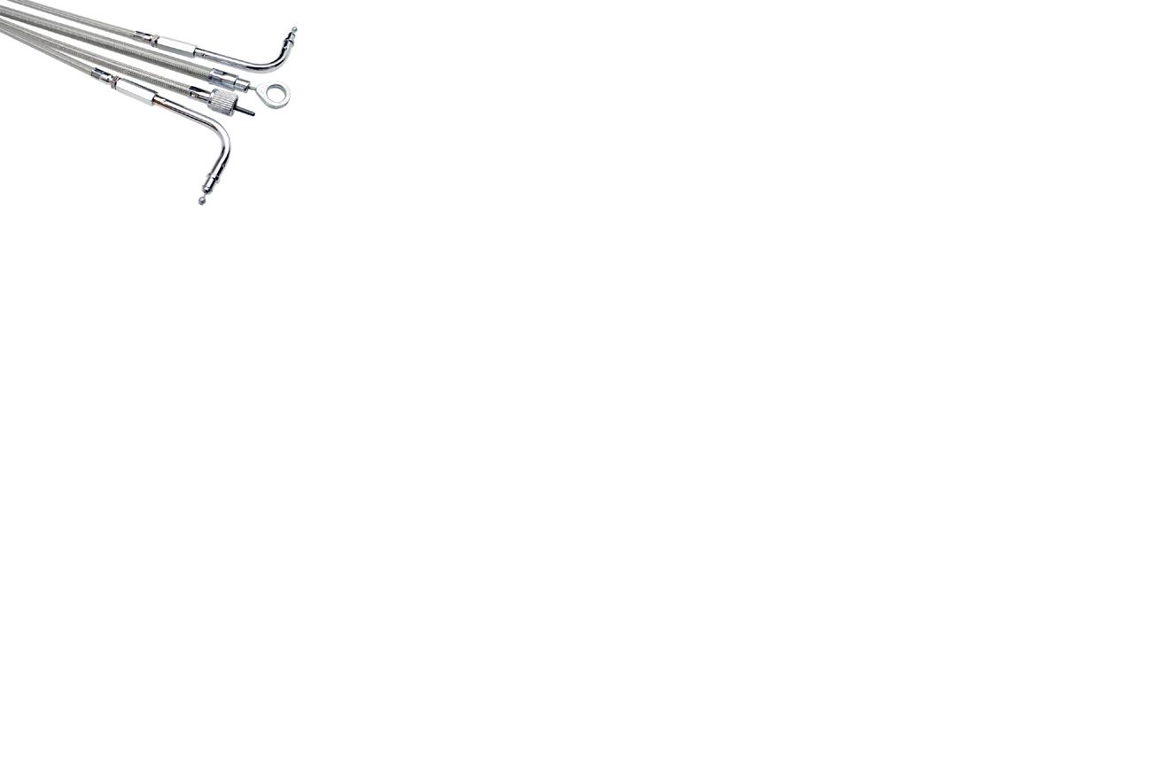 Motion Pro 63-0366 Armor Coat Throttle Push Cable 63-0366