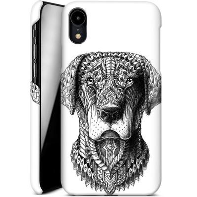 Apple iPhone XR Smartphone Huelle - Labrador von BIOWORKZ