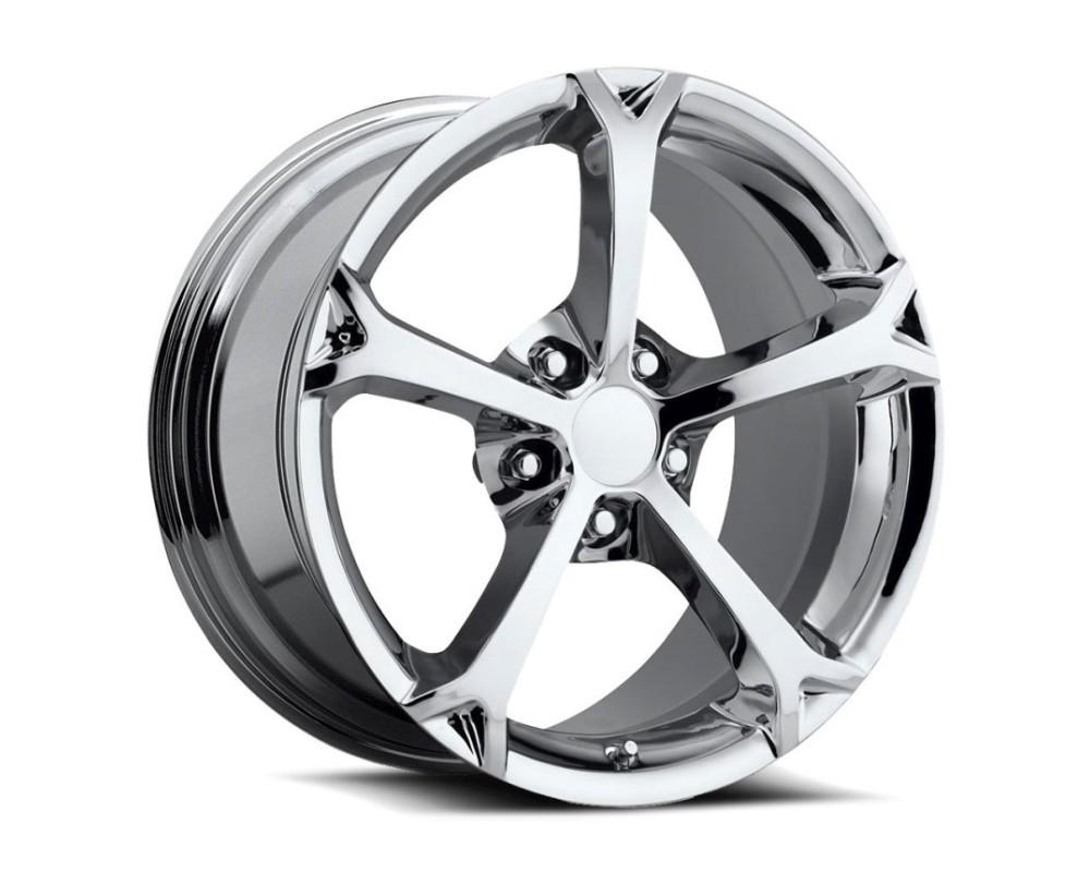 OE Revolution 130-17855475+50C 130 Wheel 17x8.5 5x120.65 50mm Chrome