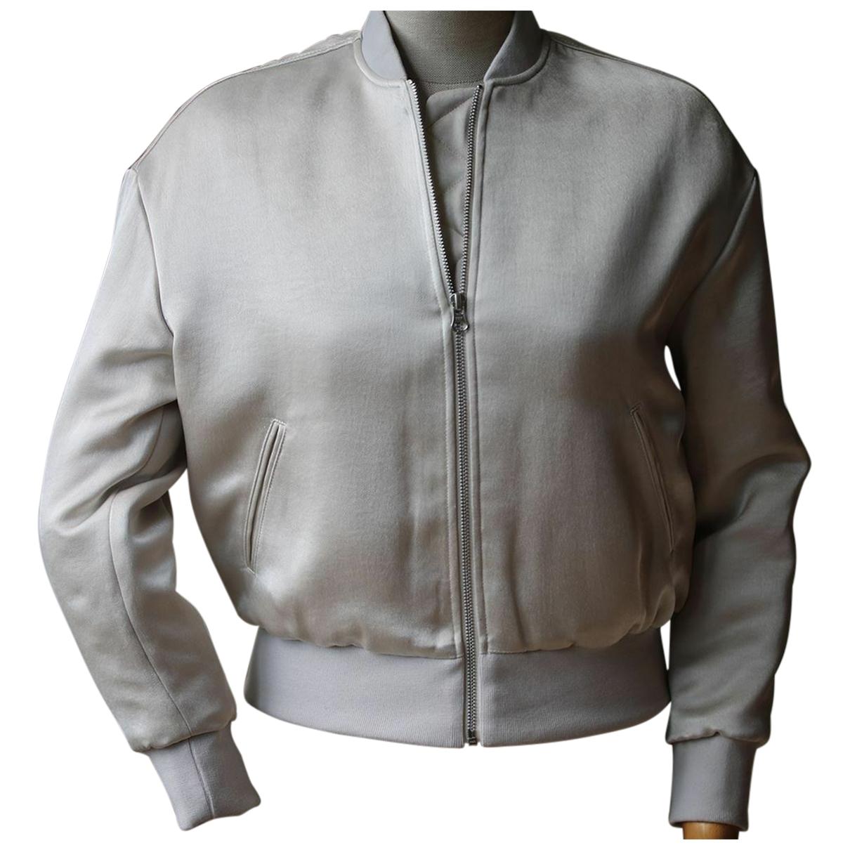 Frame Denim \N Ecru jacket for Women XS International
