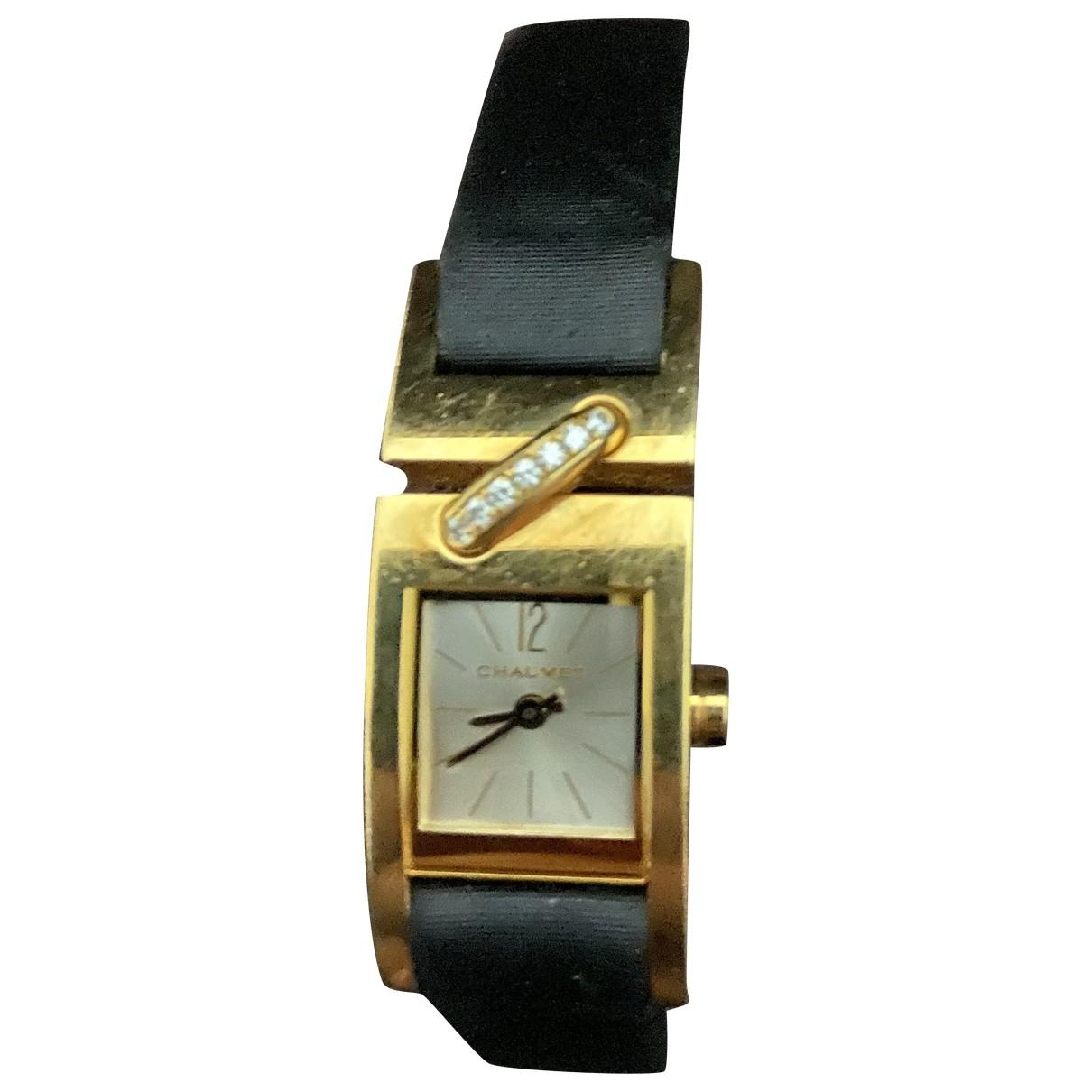Chaumet \N Uhr in  Gold Gelbgold