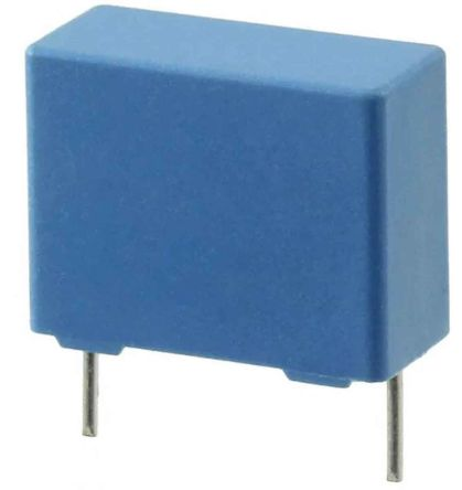 EPCOS Capacitor PP Metalized 0.1uF 630V 5% (500)