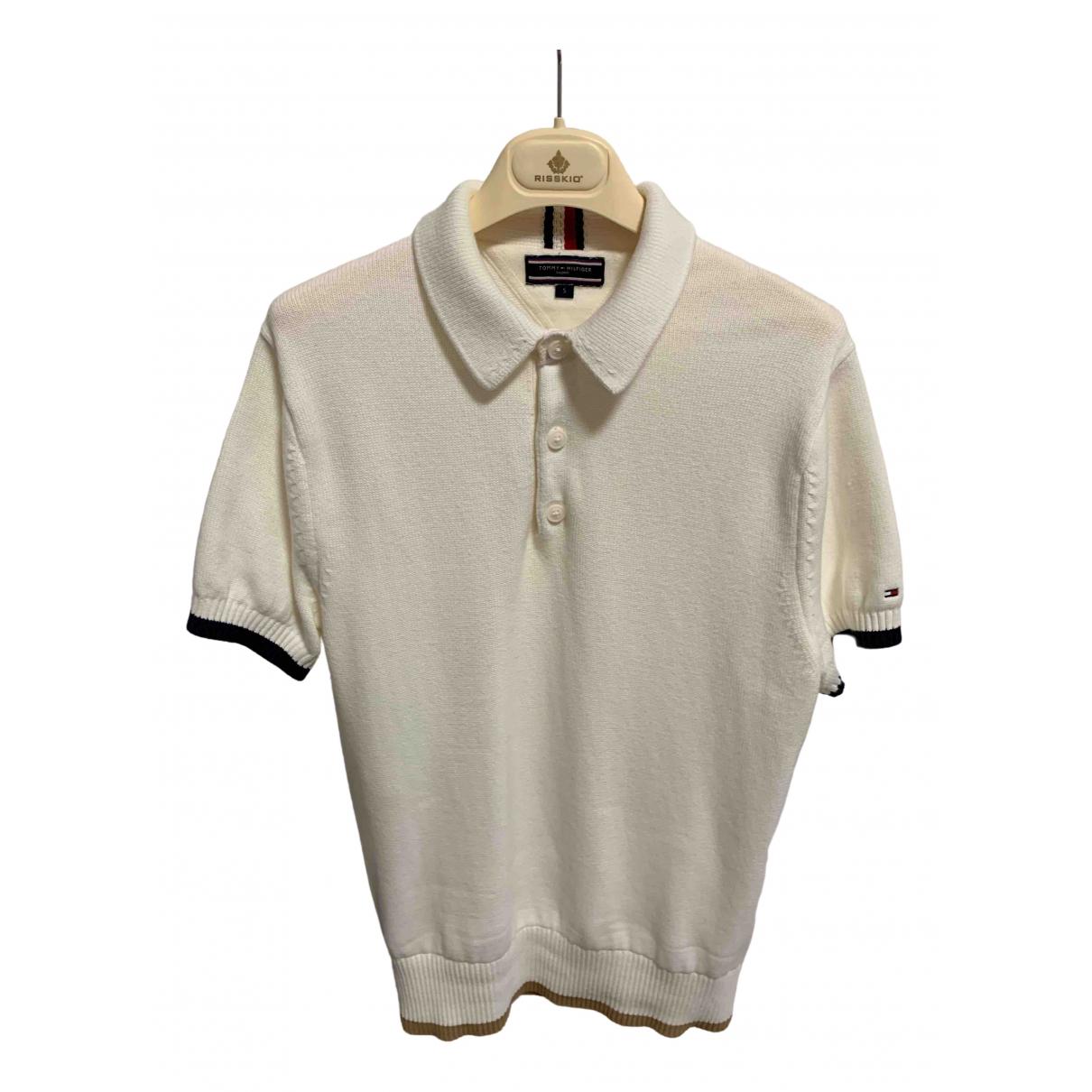 Tommy Hilfiger \N Poloshirts in  Beige Baumwolle