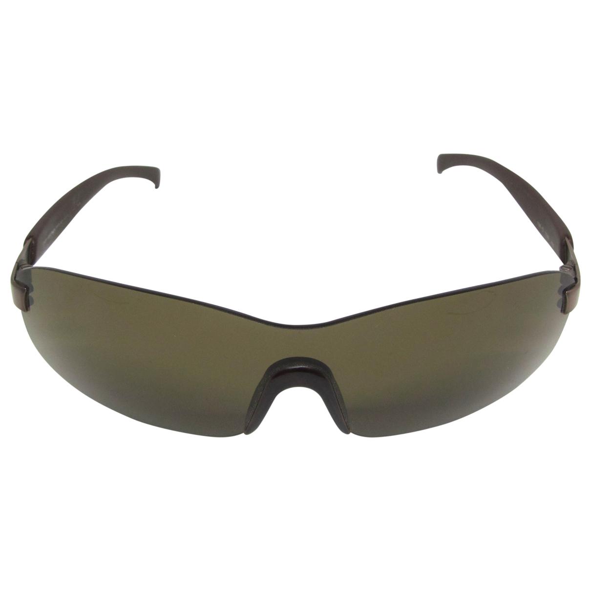 Emporio Armani \N Metal Sunglasses for Men \N