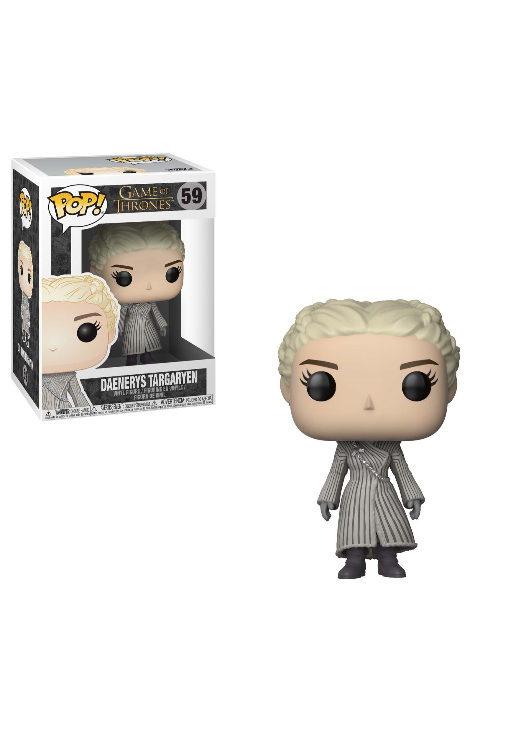 POP! TV: Game of Thrones Daenerys Targaryen Vinyl Figure