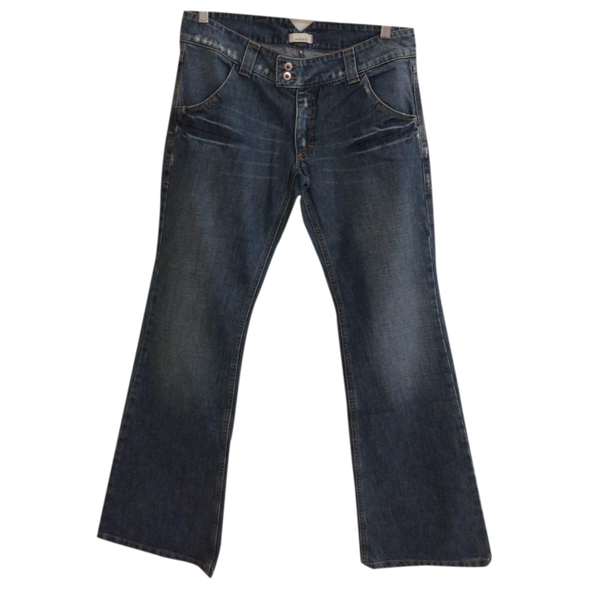 Pinko N Blue Denim - Jeans Jeans for Women 31 US
