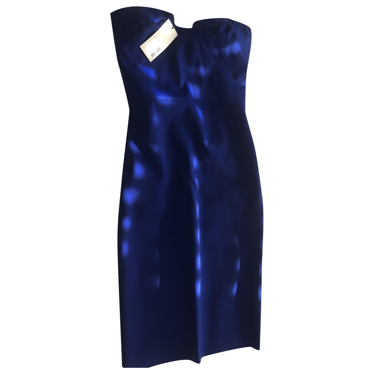 Bel Air \N Blue Exotic leathers dress for Women 36 FR