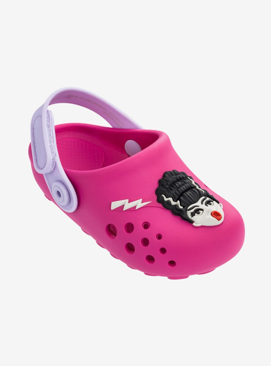 The Bride Of Frankenstein Rider Little Monsters Baby Clogs