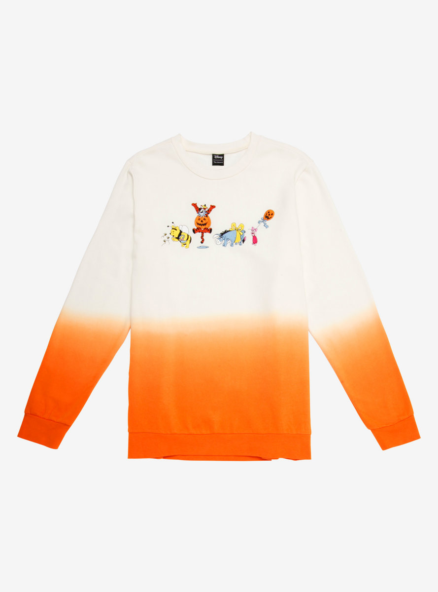 Our Universe Disney Winnie the Pooh Boo Recycled Dip-Dye Crewneck - BoxLunch Exclusive
