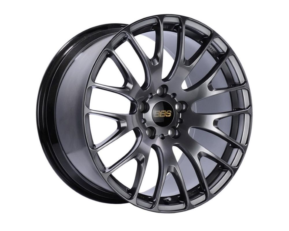 BBS RN Wheel 20x11 5x130 66mm Diamond Black