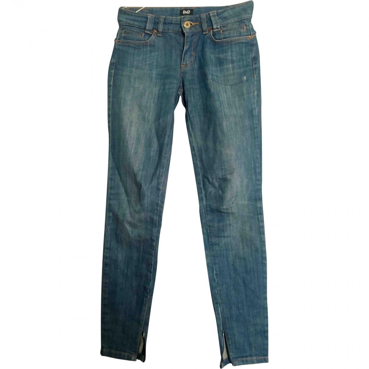 D&g \N Denim - Jeans Jeans for Women 24 US