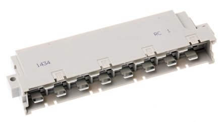 RS PRO 15 Way 5.08mm Pitch, Type H15 Class C3, 2 Row, Right Angle DIN 41612 Connector, Plug