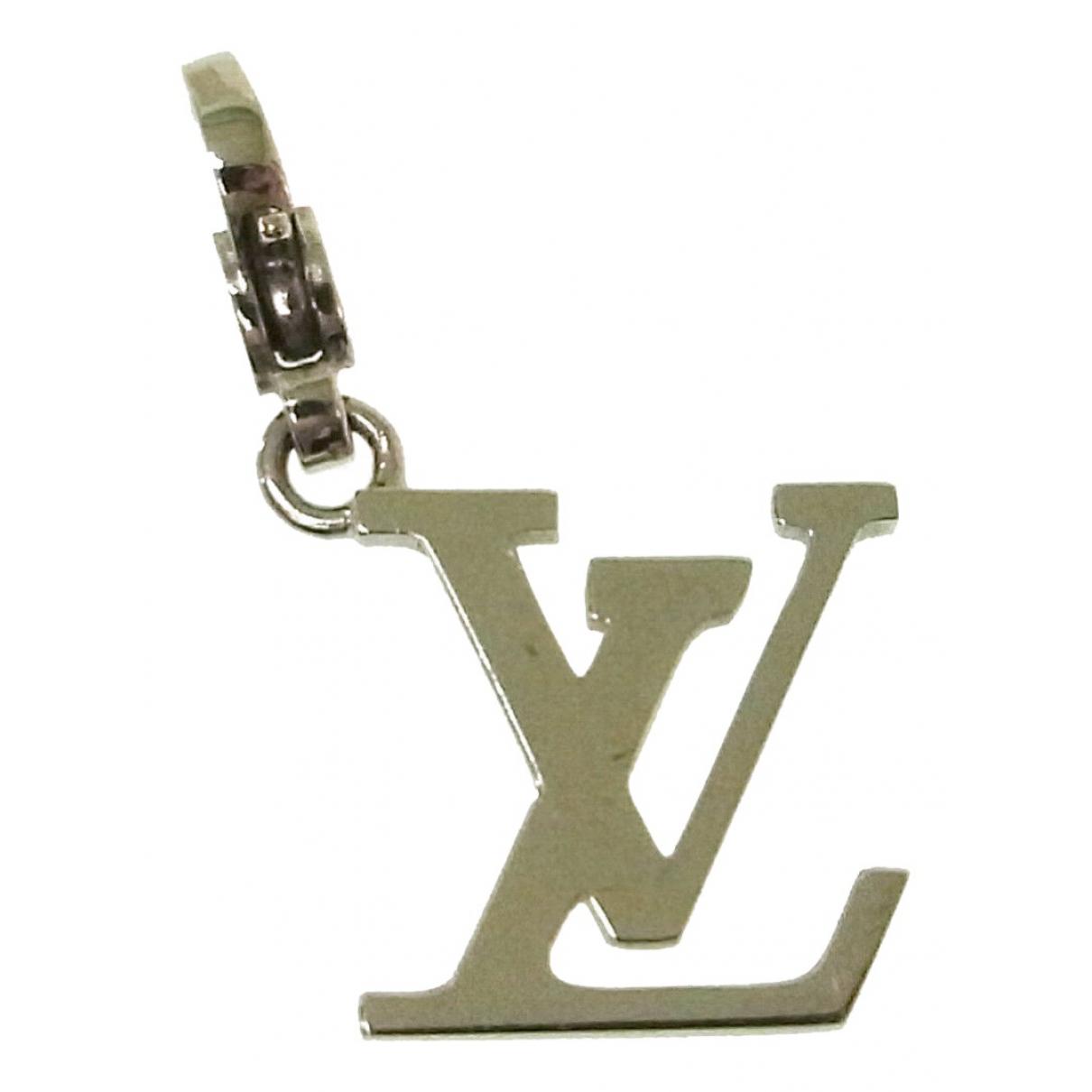 Louis Vuitton - Pendentif   pour femme en or blanc - blanc