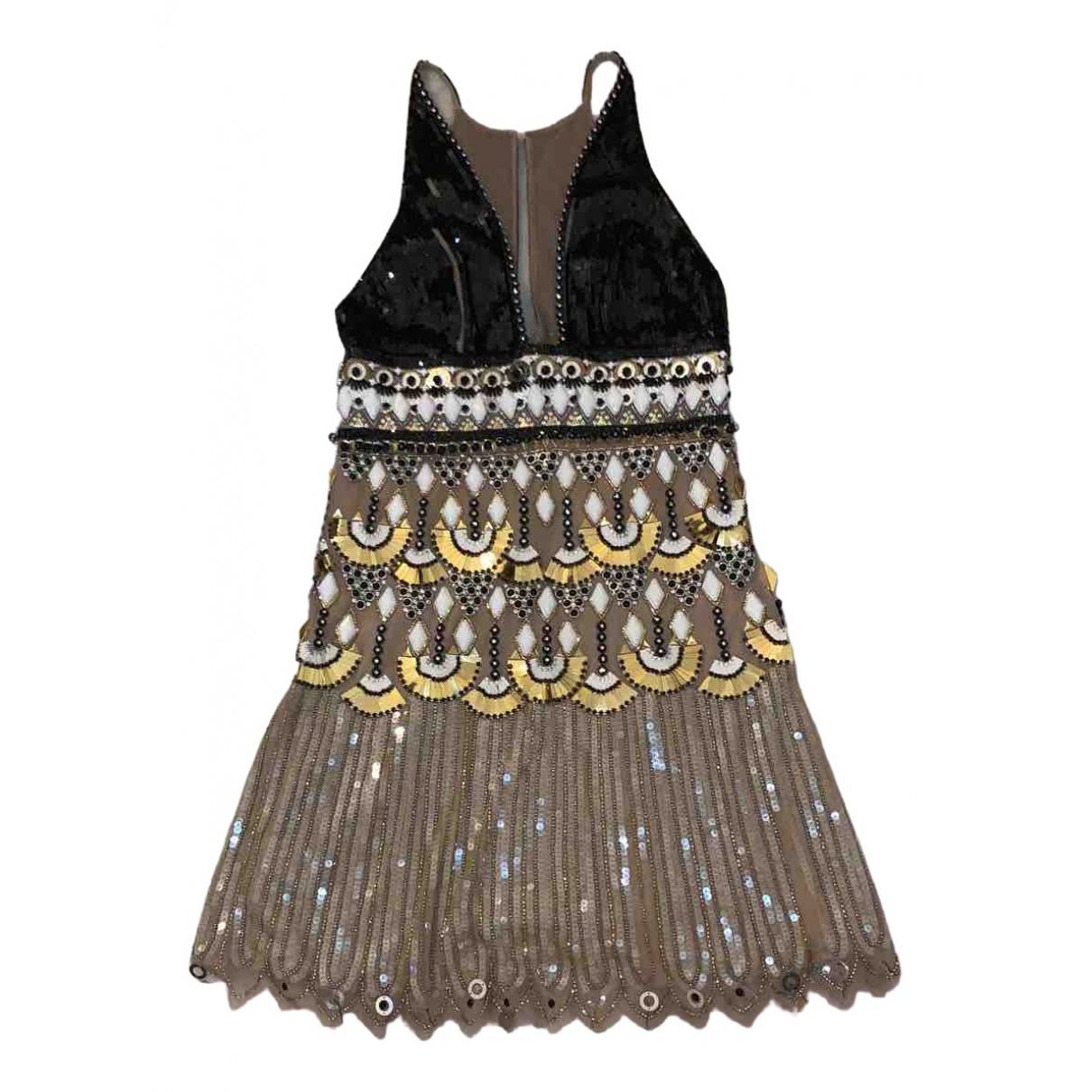 Jenny Packham N Glitter dress for Women 38 FR
