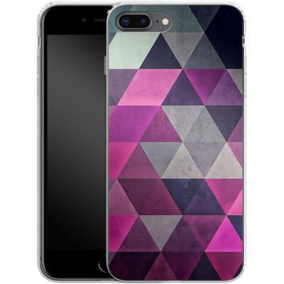 Apple iPhone 7 Plus Silikon Handyhuelle - Hylyoxrype von Spires