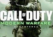 Call of Duty: Modern Warfare Remastered EU XBOX One CD Key