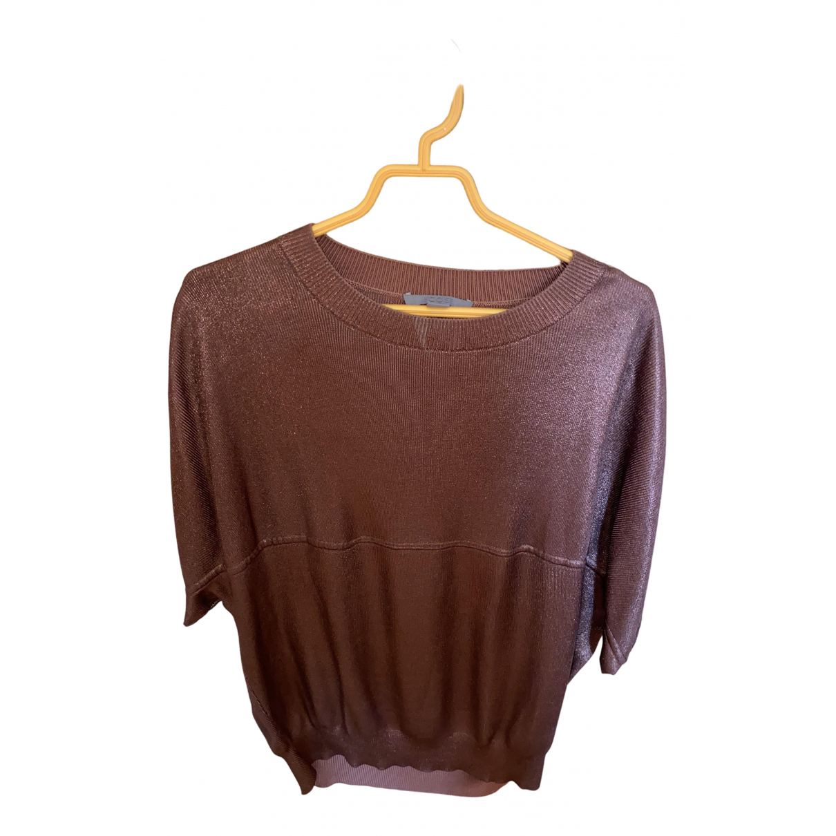 Cos N Metallic Cotton Knitwear for Women XS International