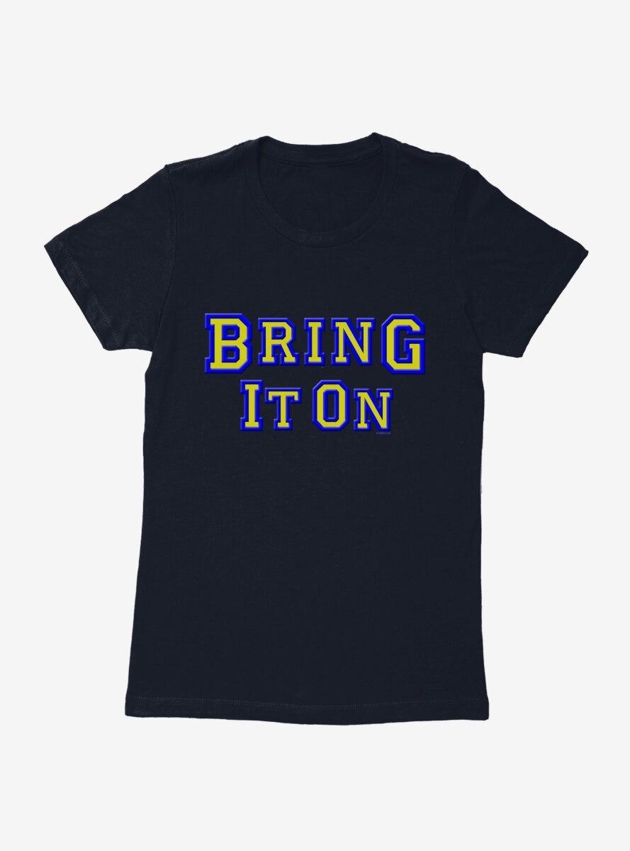 Bring It On Bold Logo Womens T-Shirt