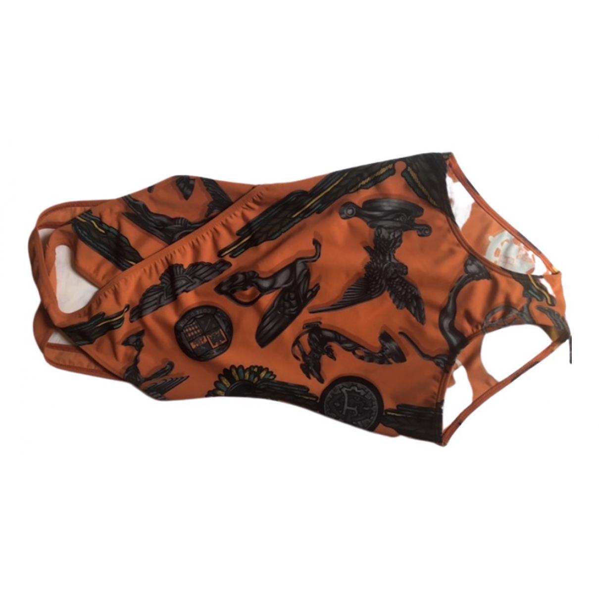 Hermès \N Orange Swimwear for Women 40 FR