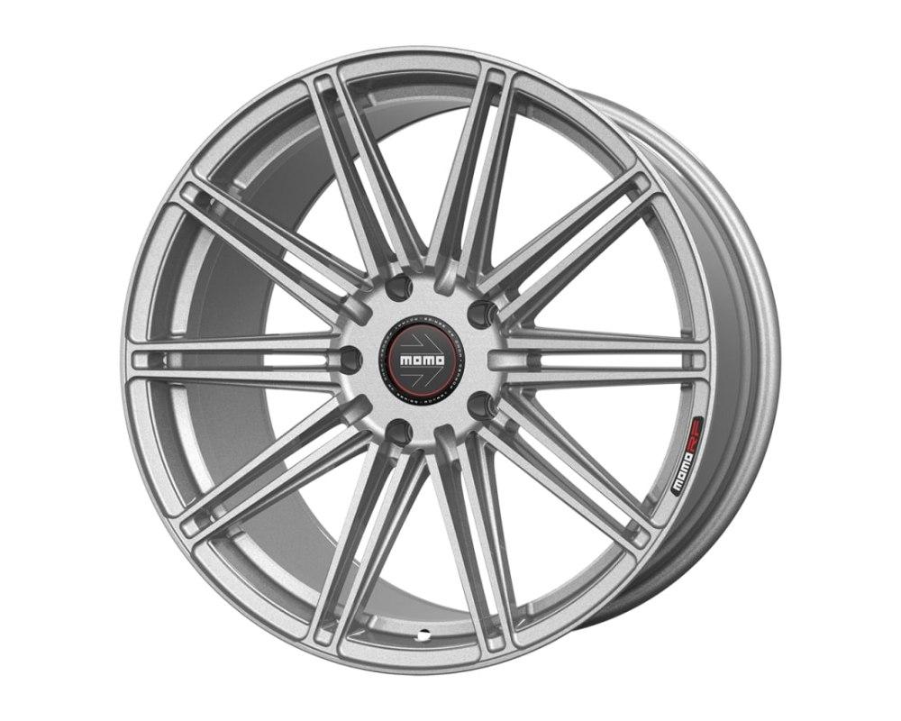 MOMO M10400565P40 Barletta Deep Concave Wheel 20x10.5 5x114.3 40mm Gloss Silver