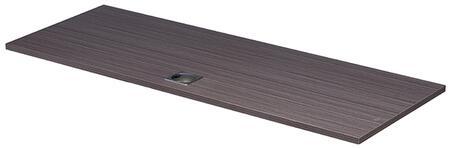 S102 Desk Top 66W X 24D With Center Grommet  In