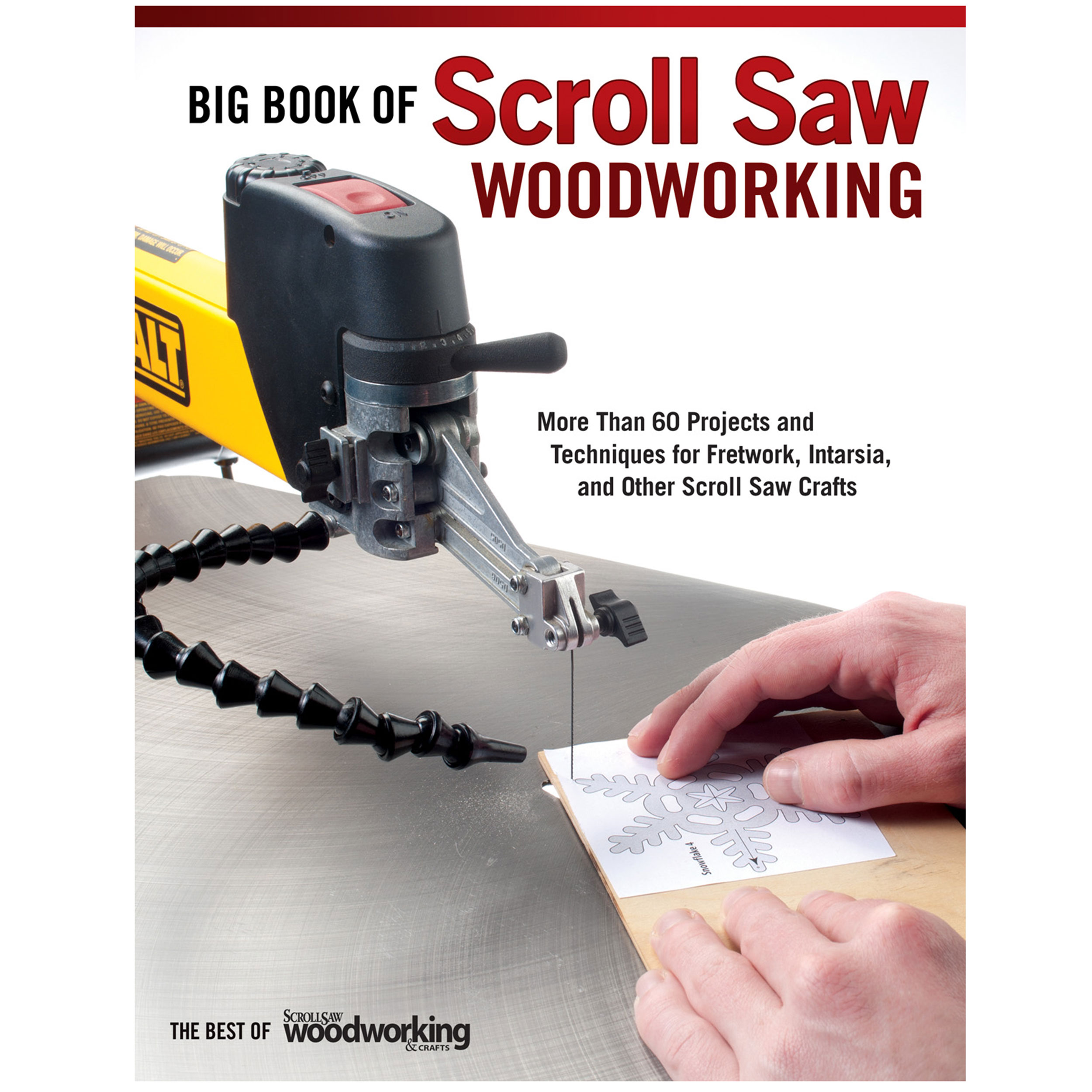 The Big Book of Scroll Saw Woodworking